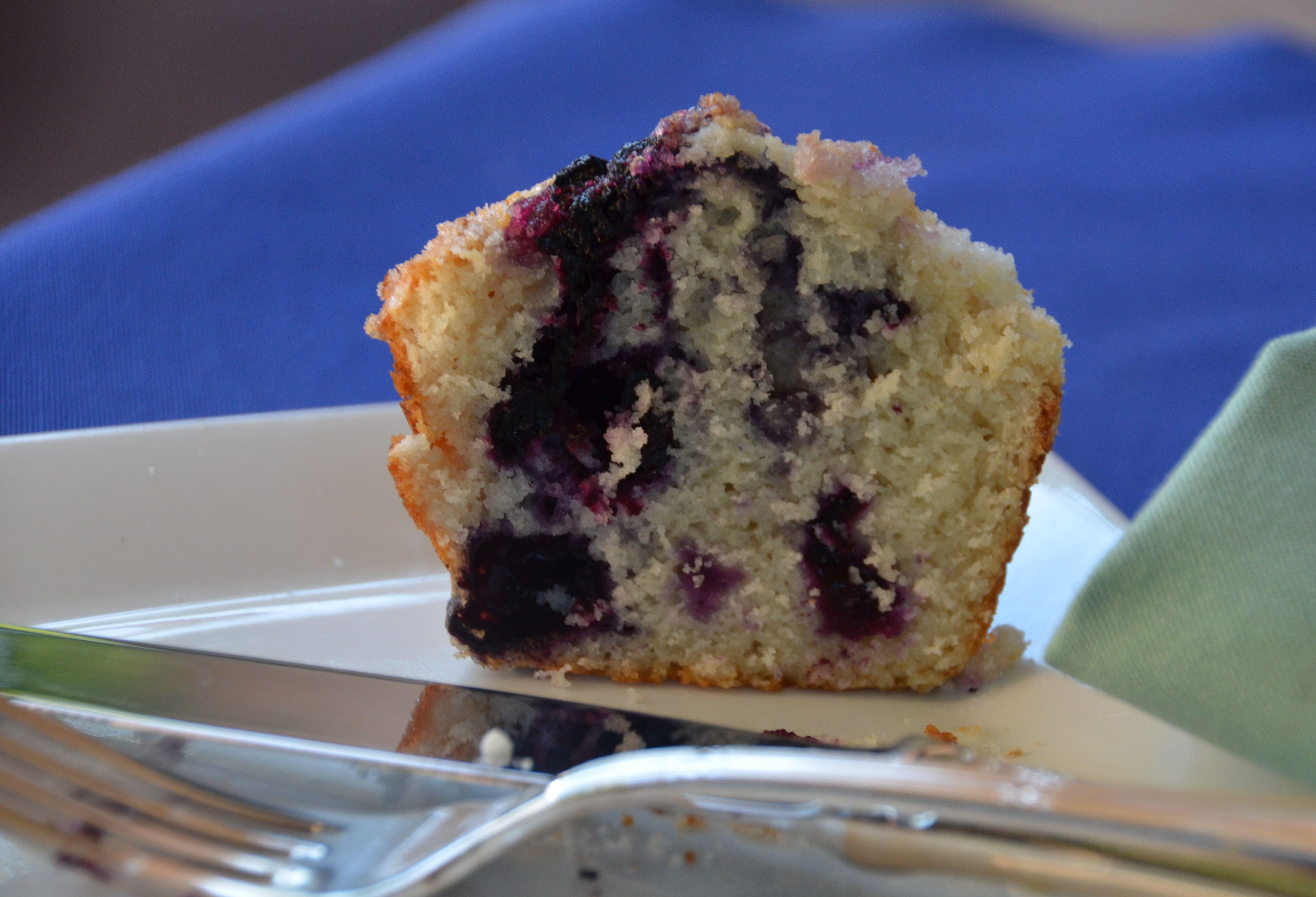 Best Blueberry Muffin 1c